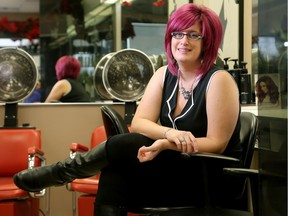 Kelli Kennedy, 35,  is an Ottawa hairdresser who has been trying to get pregnant for the past eight years and has undergone $10,000 worth of fertility treatments. She calls the new provincially-funded IVF program, which launches this year in Ottawa, her last best hope.