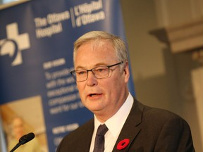 Dr. Jack Kitts is the President and Chief Executive Officer of The Ottawa Hospital.