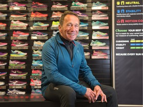 John Stanton is the founder of the Running Room chain of retail businesses and a pioneer for using exercise to quit smoking.