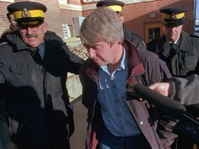 Robert Latimer, seen here leaving court in 1998, was convicted for killing his severely disabled daughter, Tracy. One letter-writer says the current debate over assisted dying reminds him of the Latimer case.