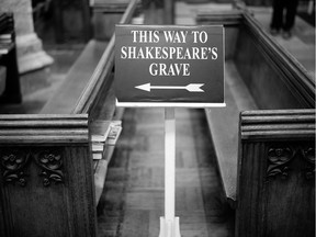 2016 is the 400th anniversary of William Shakespeare's death and is to be marked with events and special projects in Stratford-upon-Avon and around the world.