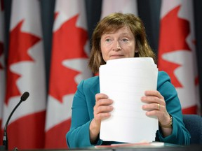 Suzanne Legault, the federal information commissioner, struggles to deal with antiquated legislation.