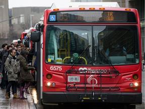 OC Transpo commissioners were set to debate proposed fare increases at a meeting Wednesday. Low-income residents are looking for a price break.