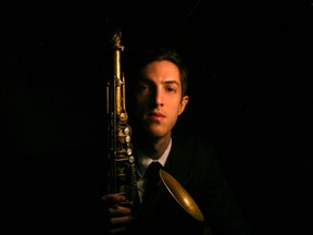 Saxophonist Sam Taylor plays persuasively in a classic, bop-based style.