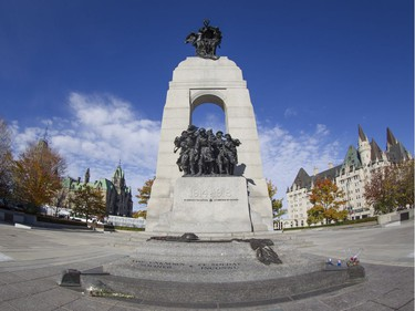 After seven months of repair and restoration, the National War Memorial re-opened to the public on Friday, a week in advance of this year's Remembrance Day ceremony.