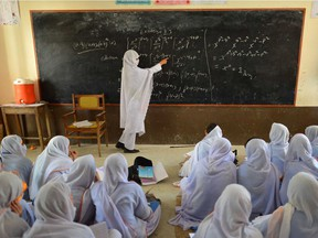The UNESCO Institute for Statistics, based in Canada, helps gather data about education, culture and science, including education of girls and women, around the world.