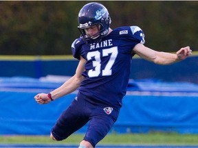 Sean Decloux, from Ottawa, he played football for the University of Maine Black Bears football team between 2012 and 2015. He has signed a contract with the CFL's Ottawa Redblacks.