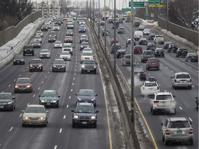 The city says traffic shouldn't be severely impacted by fall construction, but there could be pinch points. The province will soon begin widening Highway 417 between Maitland Avenue and Island Park Drive.