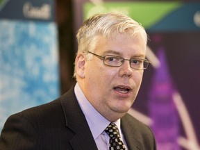 Stephen Willis, the City of Ottawa's general manager of planning, infrastructure and economic development.