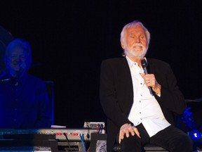 Kenny Rogers' Final World Tour made a stop at the TD Ottawa Jazz Festival in Confederation Park Saturday June 24, 2017.