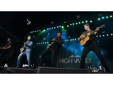 High Valley hit the Claridge Homes Stage at RBC Bluesfest on Sunday.