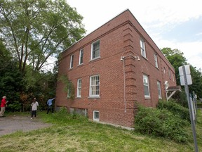 City staff says the building at 231 Cobourg St. has little heritage significance. Former prime minister Lester B. Pearson lived there in the 1950s.