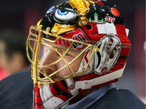 Andrew Hammond is expected to clear waivers on Friday at noon, leaving the Senators with four goalies in the minors.