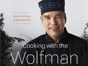 Canadian Chef David Wolfman- who appears at the Ottawa International Writers Festival