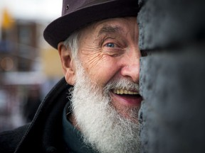 The 2017 Canadian Folk Music Awards took place in Ottawa over the weekend. Prior to Fred Penner performance at Life of Pie Sunday November 19, 2017 he took a moment for a portrait in front of the Bank Street location.   Ashley Fraser/Postmedia Postmedia