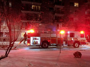 One man is dead and another injured after a fire on Heatherington Road Wednesday, Dec. 13.