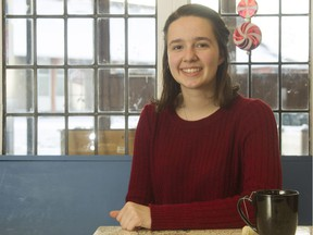 Maya Velic will be marching, and dancing, in Saturday's Women's March.