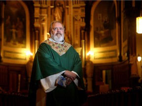 Father Tim Moyle looks after three Catholic parishes in the Upper Ottawa Valley. Like some other faith groups, he believes a new provision in the Canada Summer Jobs program would exclude his parish because of its wording over abortion.
