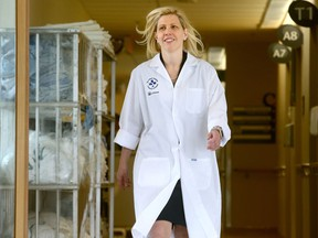 Dr. Rebecca Auer has been named the new director of cancer research at The Ottawa Hospital.