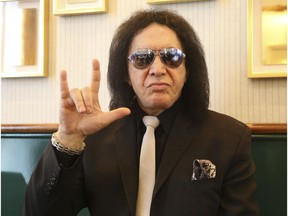 KISS star Gene Simmons was recently in Toronto at the opening bell of the TSX and speaking about teaming up with Invictus.