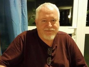 Bruce McArthur, of Toronto, is shown in a Facebook image.