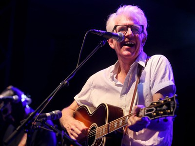 Nick Lowe with los straitjackets played on opening night of Bluesfest Thursday (July 5, 2018). Julie Oliver/Postmedia