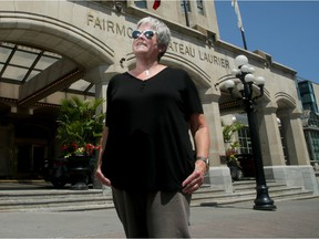 Former Ottawa Citizen reporter Janice Kennedy once interviewed feminist Germaine Greer at the Château Laurier.