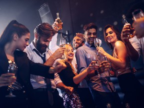 """""""The love story between sparkling wine and Millennials is just beginning."""""""