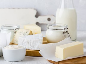 A new study challenges the widely held assumption that full-fat dairy is harmful to health.