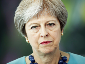 Theresa May is likely to survive the recent Conservative resignations, but her leadership is undoubtedly weakened.