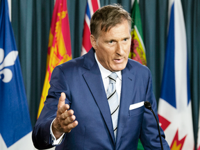 At the head of a real party, Maxime Bernier would have to accommodate others, some with views contrary to his, some contradicting each other.