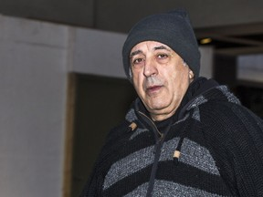 Jose Hernandez leaves the Ottawa Courthouse on Wednesday, November 14m 2018. The Ottawa music teacher is on trial for sexual assault.