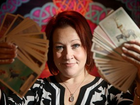 Ottawa psychic Jewels Rafter gives readings from her Orleans' home. She's also offering up some predictions for 2019.