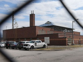 The Ottawa-Carleton Detention Centre is seen here in a file photo from April 2016.