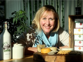 Lynda Turner - a former Health Canada scientist -  is the founder of Fauxmagerie Zengary in Alexandria, which makes seven types of vegan cashew cheeses and is now sold all across Canada.