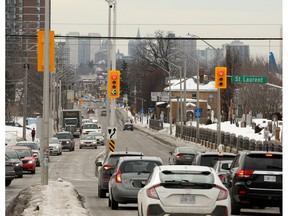 Montreal Road is to undergo a $50-million revitalization over the next few years.