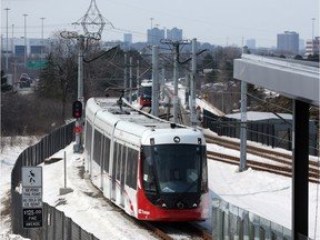 Testing continues on the Confederation Line of Light Rail Train (LRT). Meanwhile, secrecy prevails over the technical qualifications of a bidder on Stage 2.