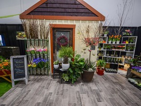For a taste of spring, Living Landscapes transform the EY Centre into gardens and patios for the Ottawa Home and Garden Show