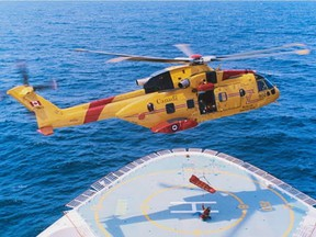 in 2020, DND informed aerospace firm Leonardo that its proposal to modernize the Canadian military's search and rescue helicopters was unaffordable.