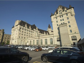 The Château Laurier is privately owned, but to Ottawans, it's a very public place.