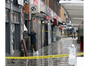 Wiretap evidence loosely related to an unsolved 2009 homicide — outside Bar 56 in the ByWard Market — has been excluded from a separate robbery and assault trial after a judge ruled the collection of the evidence breached the charter rights of the accused.