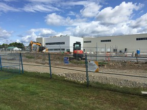 Two years ago this bottling facility was part of Canopy Growth's first act, a massive global build-out. Now the emphasis is on making sure the investment pays off.
