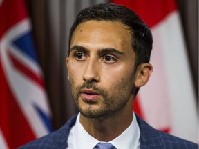 Education Minister Stephen Lecce