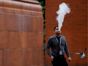 There is little research into the long-term effects of vaping.