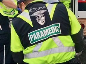 Ottawa paramedics have waited more than 32,000 hours waiitng to offload patients to emergnecy rooms in he first seven months of 2019, says a new report.