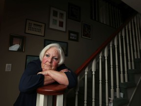 Mireille Landry poses for a photo in her home in Ottawa Friday Oct 4, 2019.