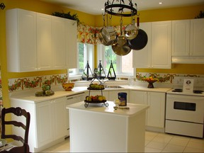 House Works Put On A Coat Painting Metal Cabinets For A Brighter Look Ottawa Citizen