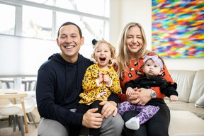Shopify COO Harley Finkelstein and his wife Lindsay Taub are stepping forward to make a difference, and hope their story will inspire others to do the same.