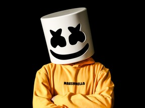 Marshmello is coming to Bluesfest.