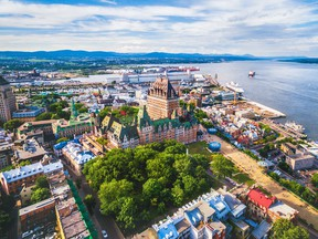 Quebec City emerged as the world's second most family-friendly city.